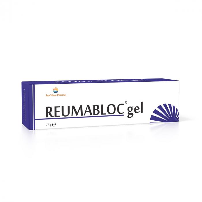 Reumabloc Gel 75 g Sun Wave [0]