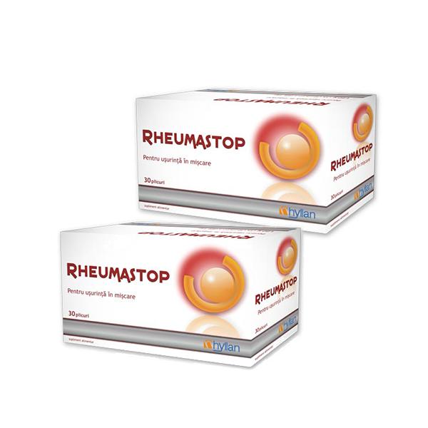 Rheumastop x 30 pl 1+1 Pachet Promotional Hyllan Pharma [0]