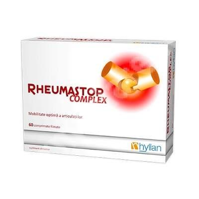 Rheumastop Complex x 60 cpr - Hyllan Pharma [0]
