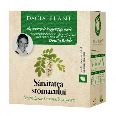 Sanatatea Stomacului Ceai 50 g Dacia Plant 1