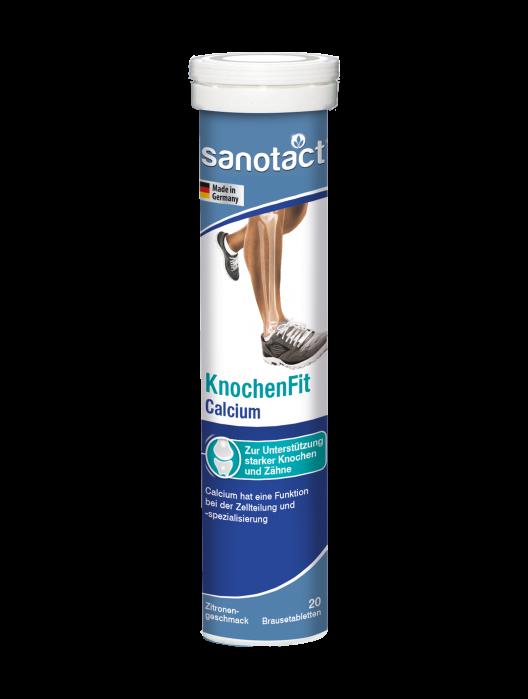 Sanotact Calciu 400 mg Bone Health (sănătatea oaselor) [0]