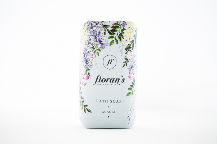 Sapun Acacia (Salcam) - Parfumul primăverii x 200 g Florans 1