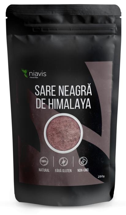 Sare Neagra de Himalaya 250 g Niavis 0