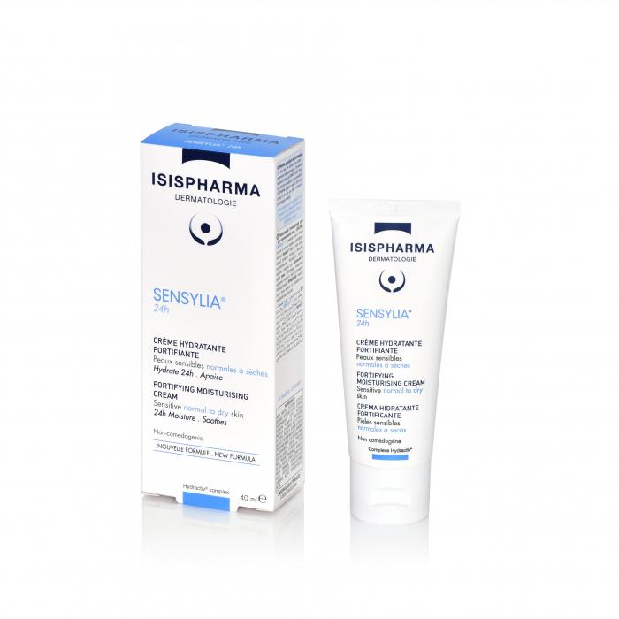Crema hidratanta fortifianta 24h 40 ml Sensylia 24h ISIS PHARMA 0