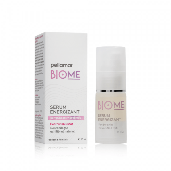 Serum energizant   pentru ten uscat x 15 ml BIOME PellAmar 0