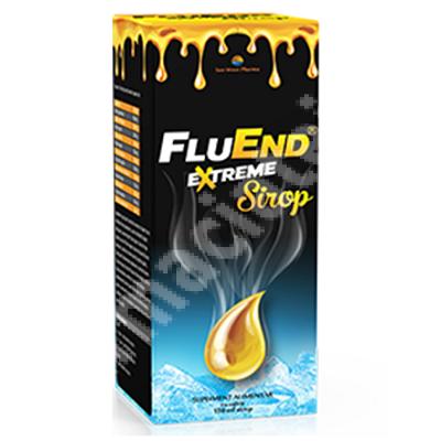 Fluend  Extreme Sirop 150 ml - Sun Wave [0]