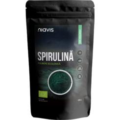 Spirulina Pulbere Ecologica 125 g Niavis [0]
