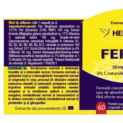 Feronix 120 cps Herbagetica 1
