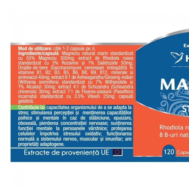 MagneZen 60 cps Herbagetica 1