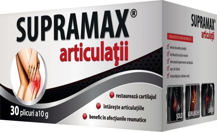 Supramax Articulatii 30 plicuri Zdrovit 0