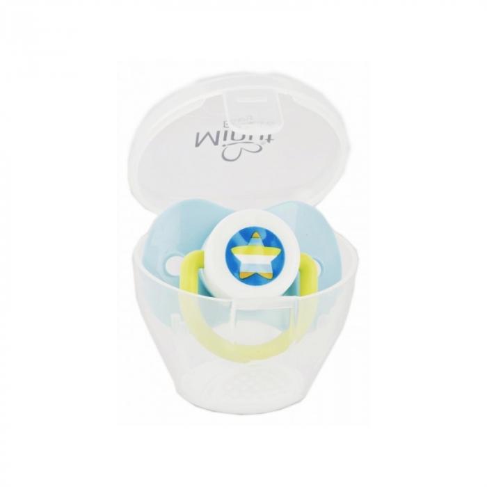 Suzeta + Cutie Pentru Sterilizare Microunde (TR-2011032) Minut 5
