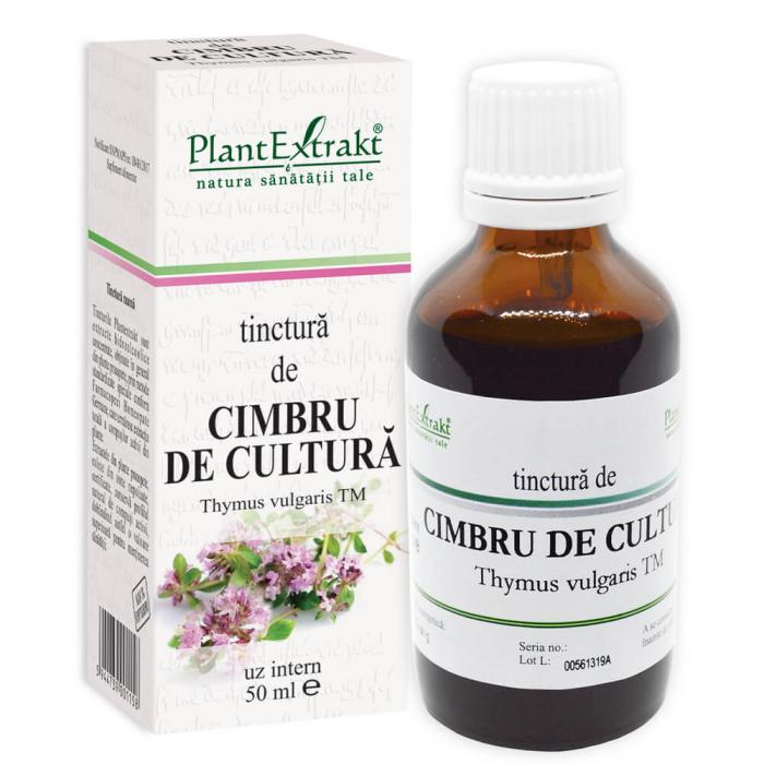 Tinctură de cimbru ( THYMUS VULGARIS )TM 50ml Plant Extrakt 0