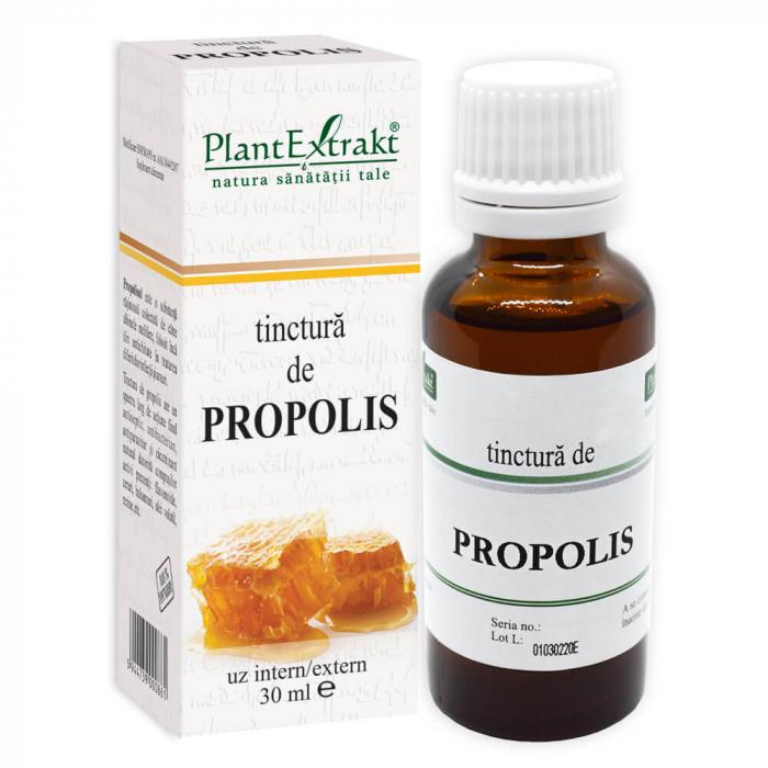 Tinctură de propolis TM 30 ML Plant Extrakt 0