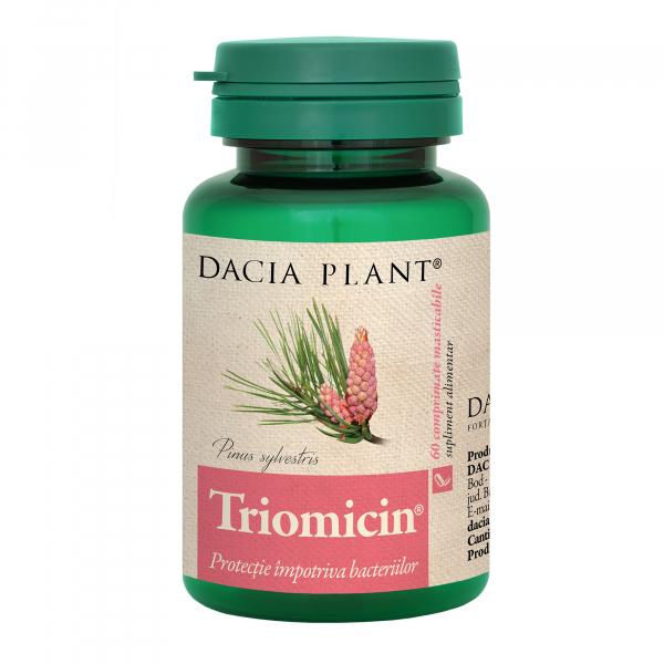 Triomicin 60 cpr Dacia Plant 0