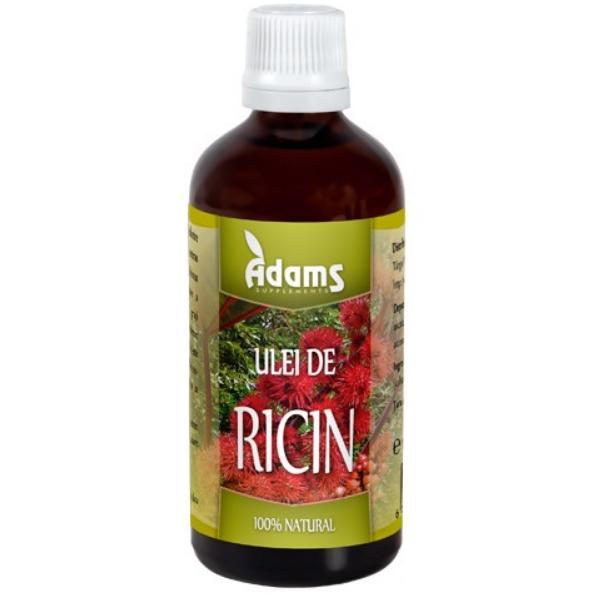 Ulei de Ricin 100 ml (AL60) Adams Vision [0]