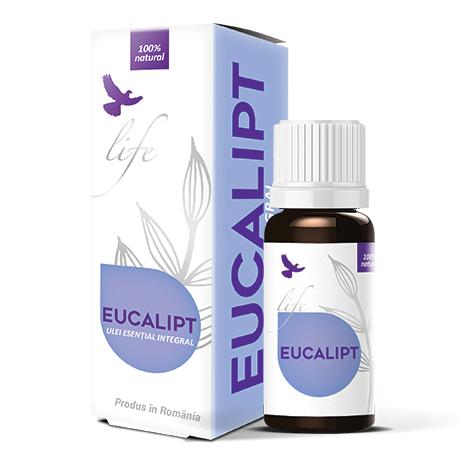 Ulei Esential Eucalipt 10 ml - Life - DVR PHARM [0]