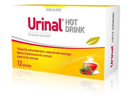 Urinal Hot Drink 12 plicuri Walmark 0