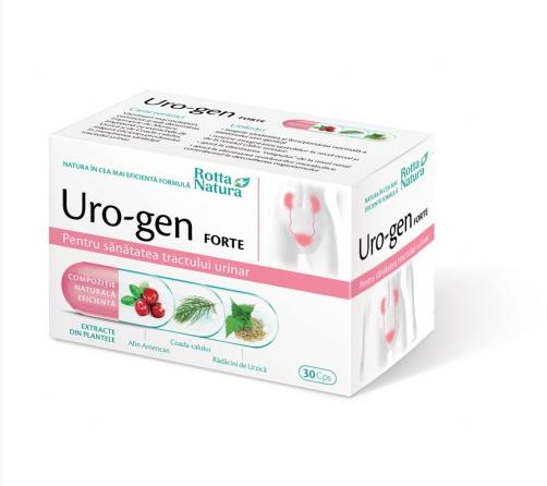 Uro-Gen Forte 30 cps Rotta Natura 0