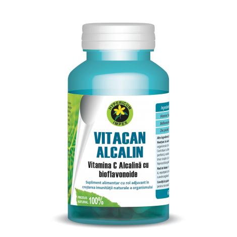 Vitacan Alcalin 60 cps Hypericum Plant 0