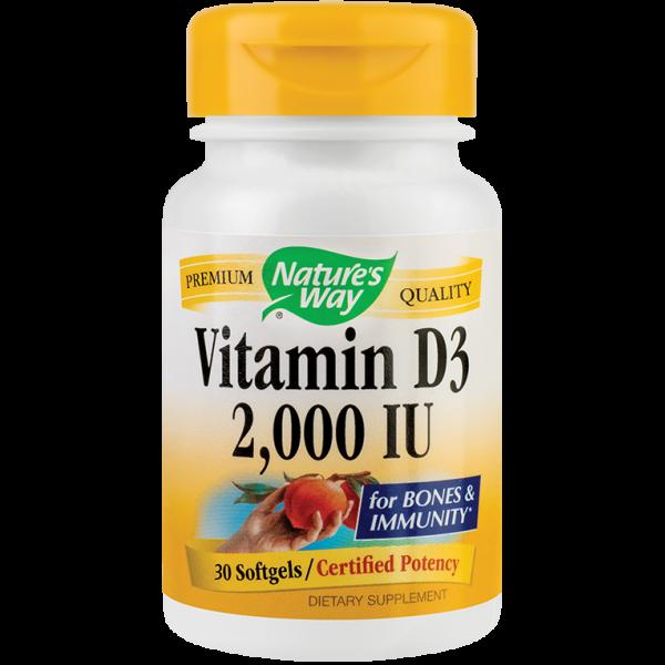 Vitamina D3 2000 UI Adulti x30 cps Secom 0
