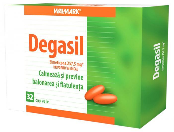 Degasil 32 cps Walmark 0