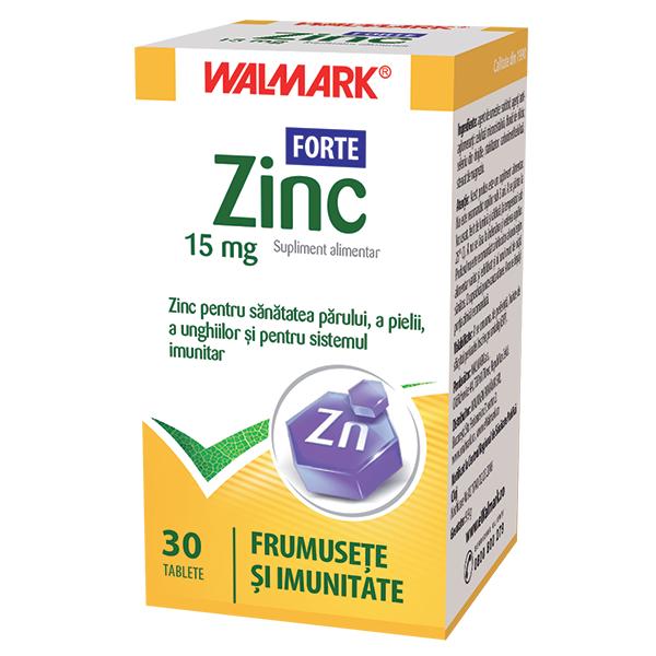 Zinc Forte 15 mg 30 tb Walmark [0]