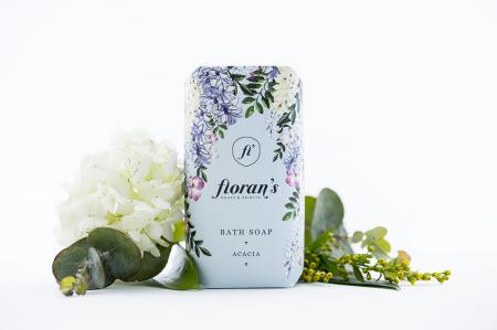 Sapun Acacia (Salcam) - Parfumul primăverii x 200 g Florans0