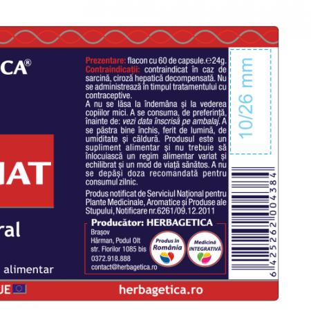 Alergonat 60 cps Herbagetica [2]