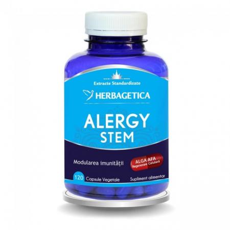 Alergy Stem 120 cps Herbagetica [0]