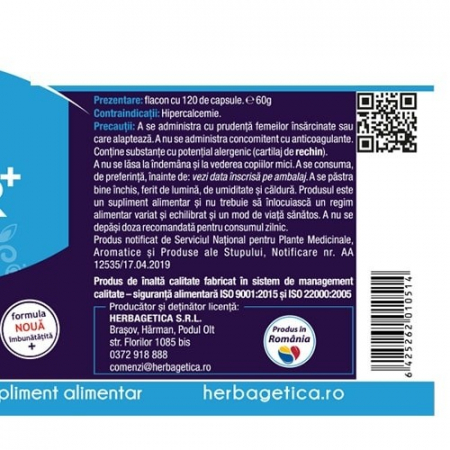 Articular Stem 30 cps Herbagetica4