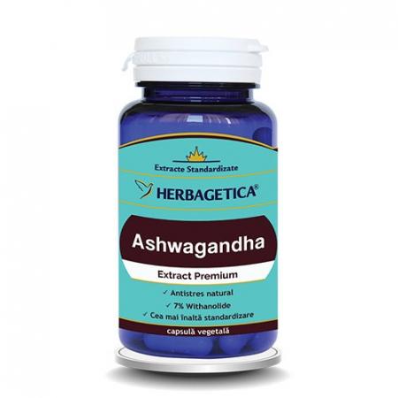 Ashwagandha 60 cps Herbagetica0