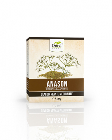 Ceai Anason 50 g Dorel Plant1