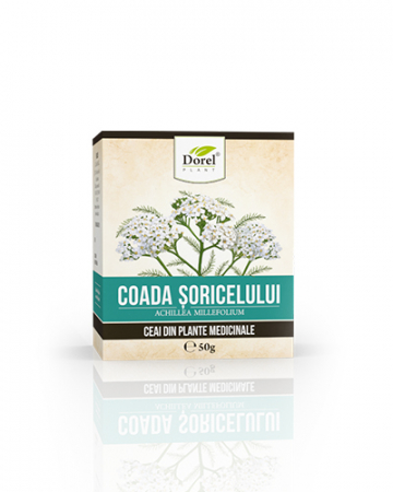 Ceai Coada Soricelului 50 g Dorel Plant [0]