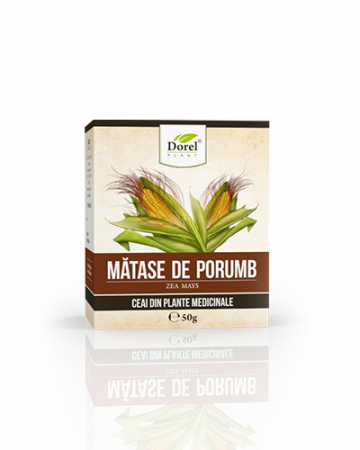 Ceai Matase Porumb 50 g Dorel Plant [1]