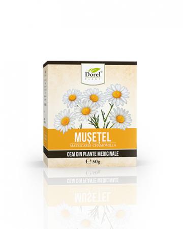 Ceai Musetel 50 g Dorel Plant1
