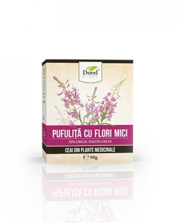 Ceai Pufulita Cu Flori Mici 50 g Dorel Plant1