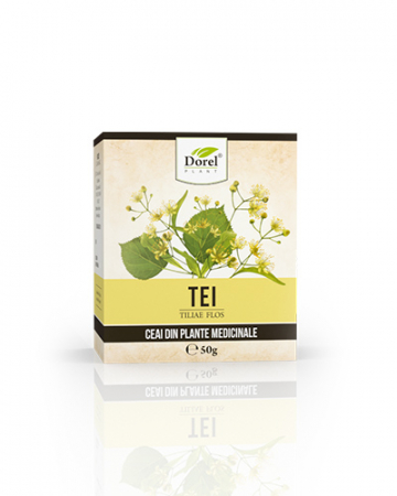 Ceai Tei 50 g Dorel Plant1