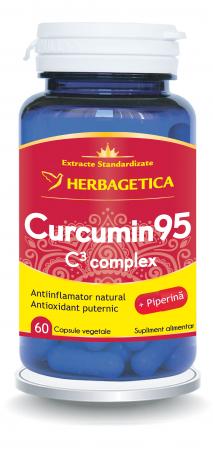 Curcumin + 95 C3 Complex 60 cps Herbagetica [0]
