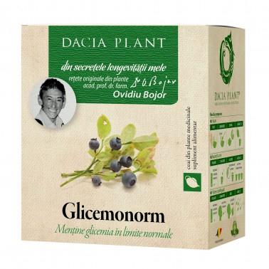 Glicemonorm Ceai 50 g Dacia Plant [0]