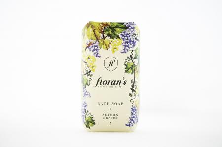 Sapun Grapes (Struguri) - Parfumul tinereții x 200 g Florans1