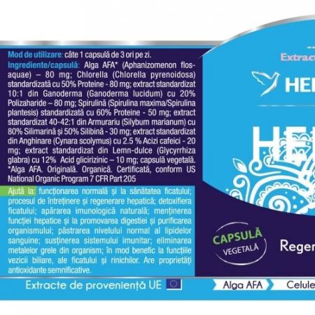 Hepatic Stem 30 cps Herbagetica [1]