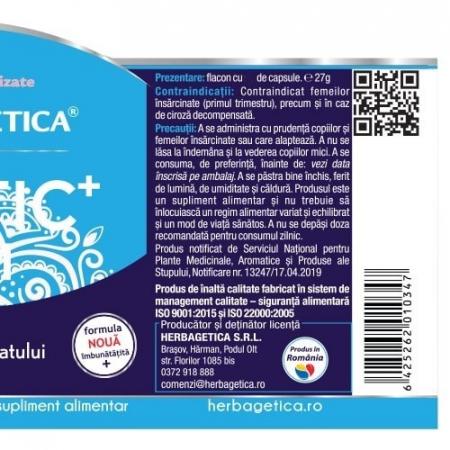 Hepatic Stem 60 cps Herbagetica [2]