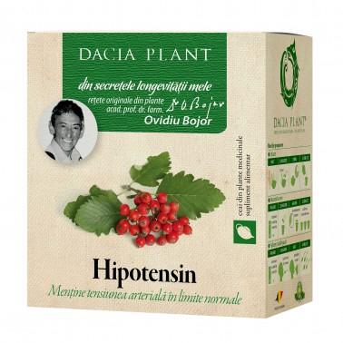 Hipotensin Ceai 50 g Dacia Plant1