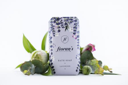 Sapun Lavander (Lavanda) - Parfumul frumuseții x 200 g Florans [0]