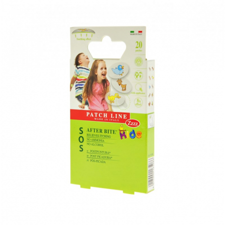 Plasturi Copii dupa Intepatura de Tantari 20 buc - Minut - [2]