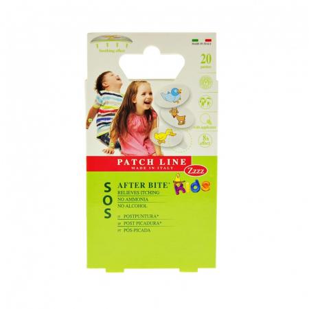 Plasturi Copii dupa Intepatura de Tantari 20 buc - Minut - [0]