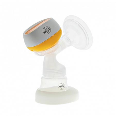 Pompa San Electrica cu Biberon, Acumulator si Cablu USB Minut [4]