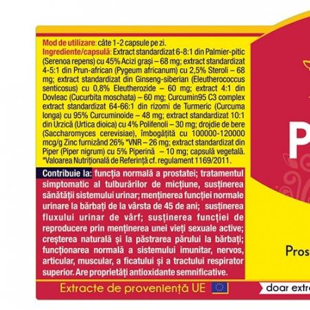 Prostato Curcumin 95 60 cps Herbagetica [1]