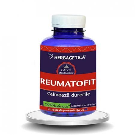 Reumatofit 120 cps Herbagetica #hai_la_miscare [0]