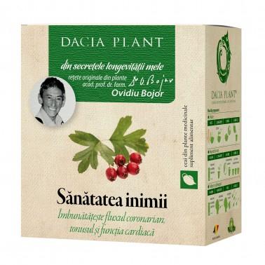 Sanatatea Inimii Ceai 50 g Dacia Plant1